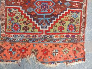 Antique East Anatolian Fragment Rug