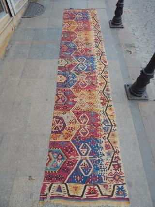 Sought East Anatolian Kilim Part