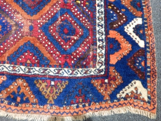 Antique East Anatolian Rug 