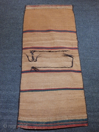 Antique Baluch Rug Saddlebag