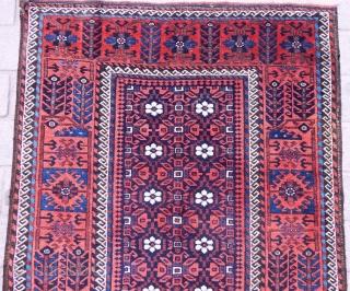 Antique Tımuri Baluch Rug