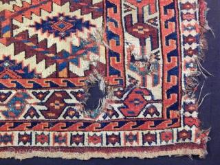 Antique Turkmen Yamut Asmalyk