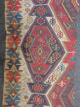 Old South East Anatolian Kilim