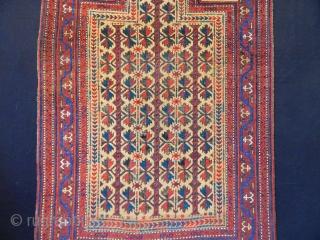 Antique Baluch Prayer Rug  size.145x80cm