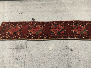 Antique Ersari Trapping  Size:28x130cm
