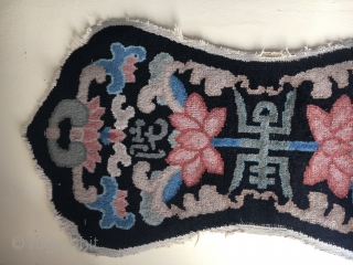 Antique Chanese horse Cover