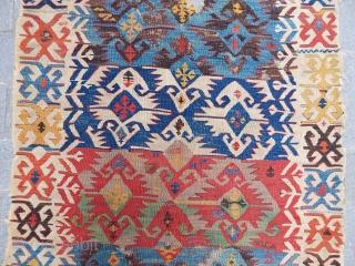 Antique Anatolian Kilim