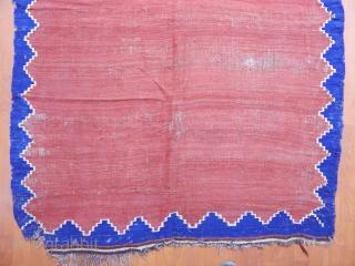 Antique West Anatolian Yuncu Kilim  Size.195x140 cm