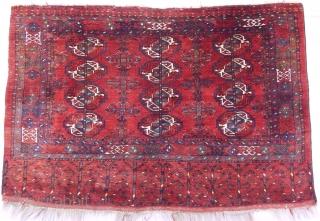 Antique Turkmen Ersari Chuval  Size.95x145cm