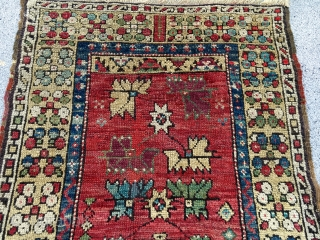 Antique Anatolian Mucur  yastik