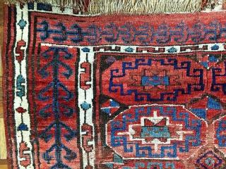 Antique Jaff Kurrdısh Rug