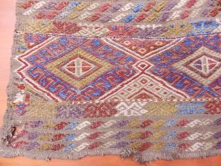 Antique Anatolain Konya Cecim  Size.150x85cm