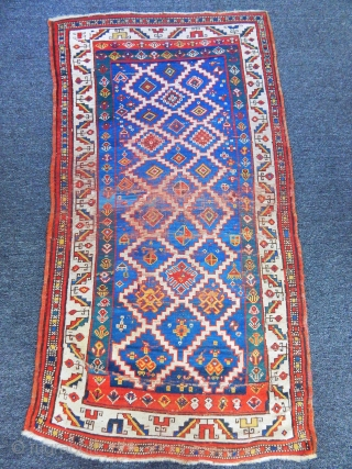 Old Karacop Kazak Rug