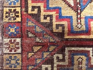Antique Kırgız Yastık / Napramash