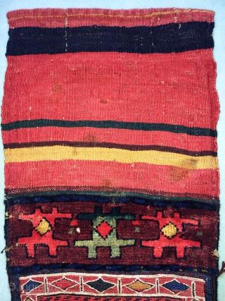Antique Veramin Sumak Bag size.30x28cm