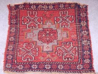 Old Qashqaii Bagface size.40x45cm