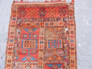Antique Anatolian Rug  size.320x113 cm
