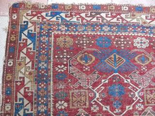 Old Bijof Sirvan Rug  size.165x130cm