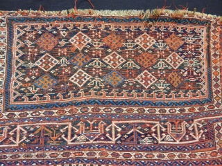 Antique Baktiyar Kilim