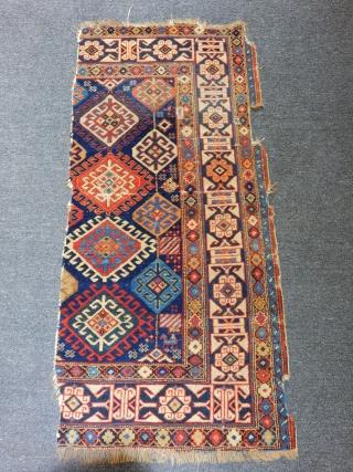 Old Sirvan Rug Fragment
