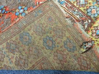 Antique Konya Bozkır Prayer Rug