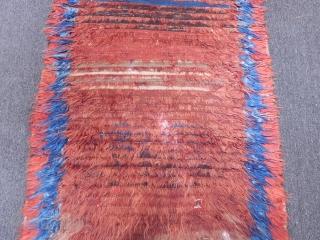 Antique Souteast Anatolian Tulu  size.220x113cm