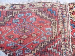 Antique East Anatolian Sivas Rug