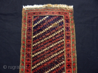 Antique Baluch Balısh  size.65x38cm
