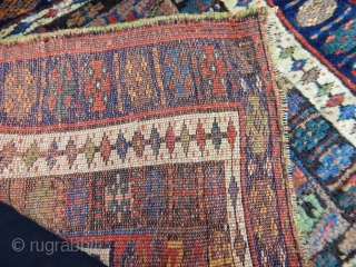 Antique Jaff Rug Bagface