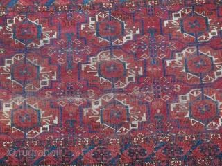 Antique Türkmen Ersari Chuval