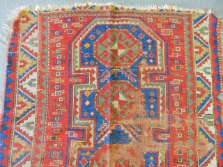 Antique Fahrola Rug