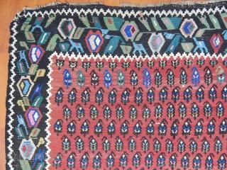 Antique Karabag Kilim  Size.325x180cm