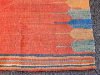 Old Persian Sofra Kilim