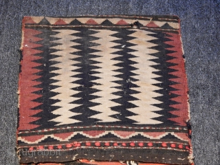 Antique Zakatala Kilim Sadllebag