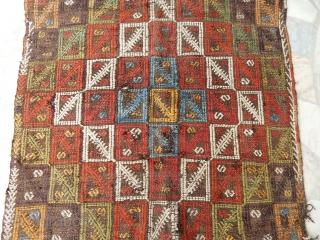 Antique Anatolian Konya Cecim