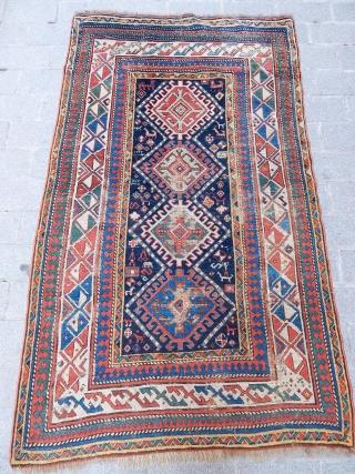Antique Shahsavan Rug  size.210x130cm