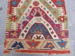 Antique Sought East Anatolian Kilim