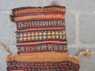 Antique Avsar Salt Bag
