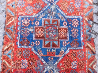 Antique East Anatolian Yörük Rug