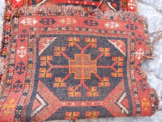 Antique Kırgız Yastık
