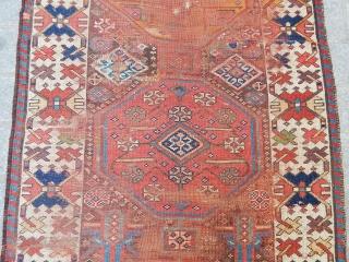 Antique Nortwest Persian Rug