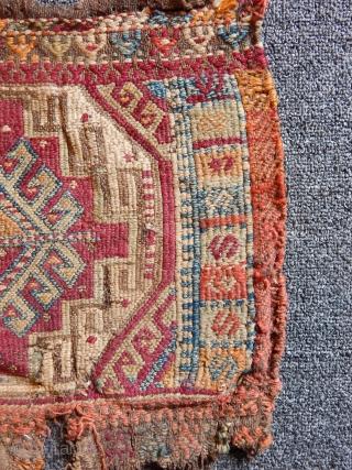 Antique Anatolian Cecim Bagface