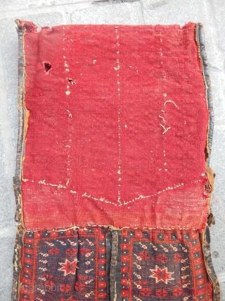 Antique West Anatolian Saddlebag