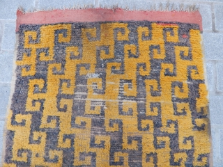 Old Anatolian Rug (age 90 or 100 years old ) 
