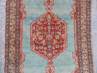 Antique Sene Small Rug  size.98x69cm