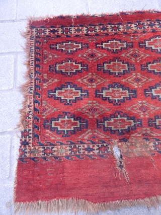 Antique Turkmen Chuval 
