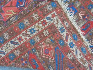 Antique Sirvan Rug