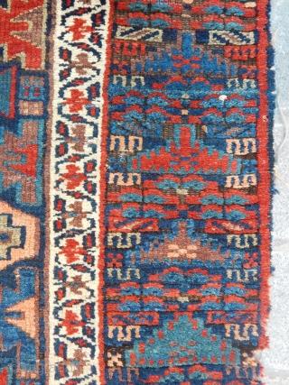 Antique Sauchbulag Rug  size.290x90cm