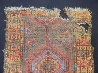 Antique Anatolian Karapınar Rug