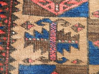 Antique Baluch Rug  Size.150x100 cm